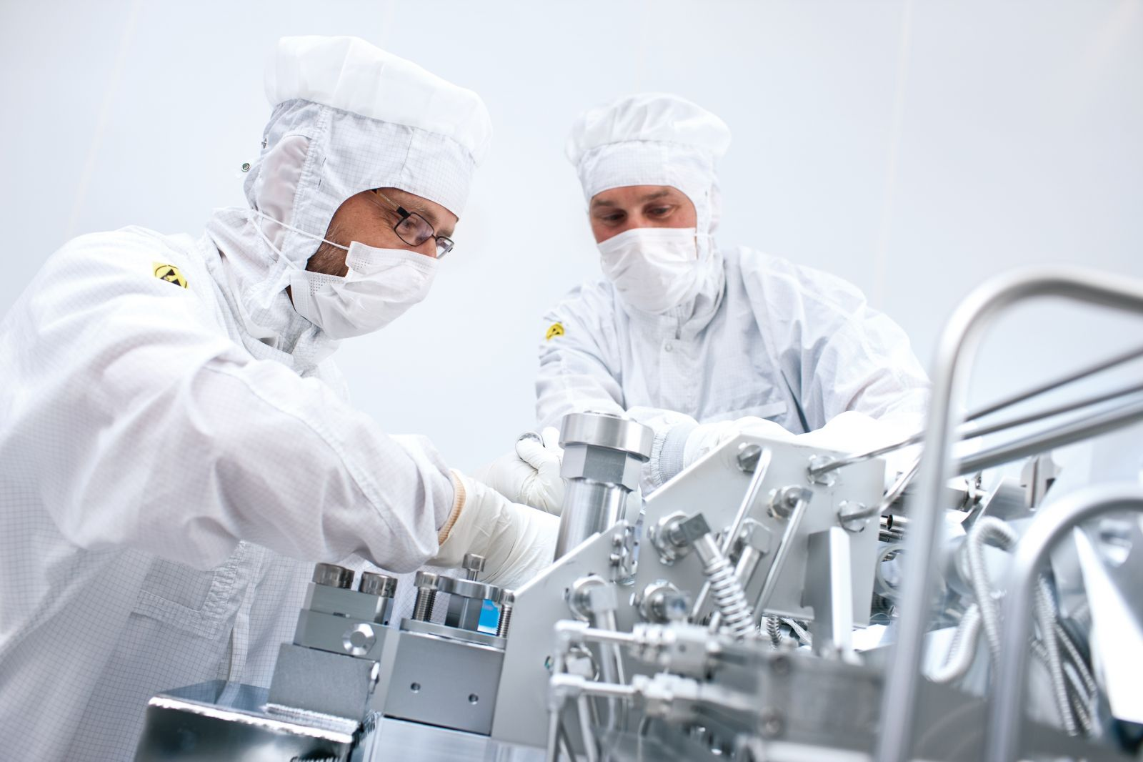 Cleanroom and Semiconductor