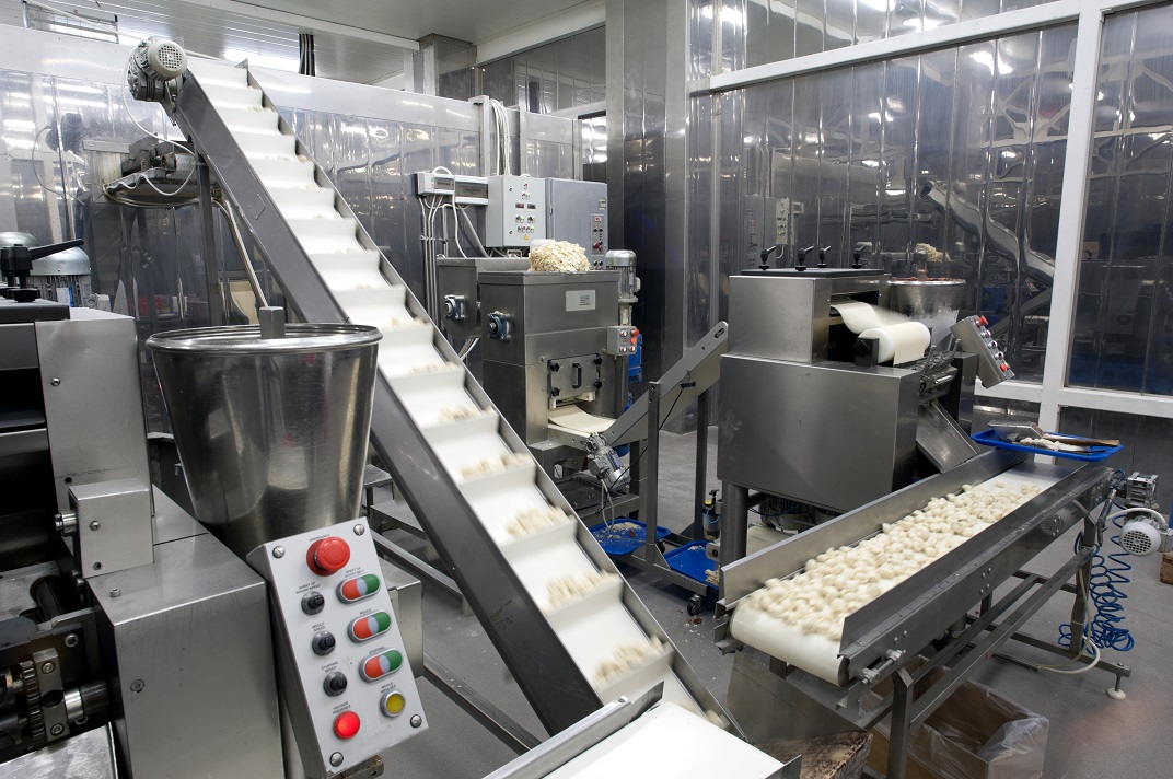 Food/Pharma Processing - Integrated Removal