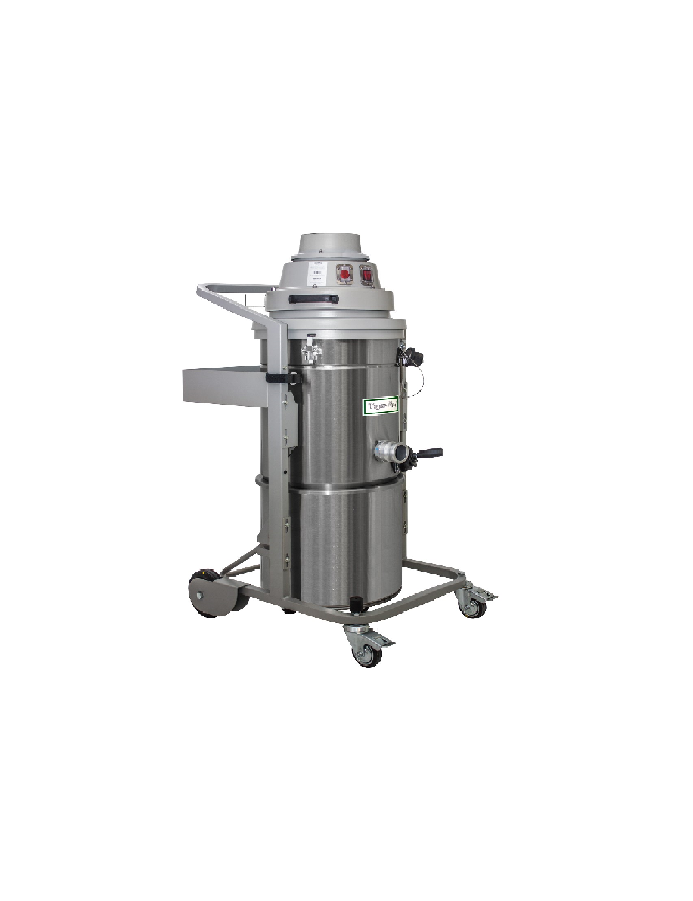 HAZLOC Division 2 Industrial Vacuum Cleaners for Combustible Dust