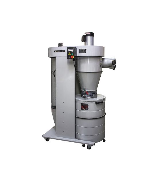 Portable Cyclone Dust Collectors - Megaton Series